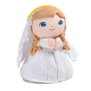 Peluche de la Virgen María