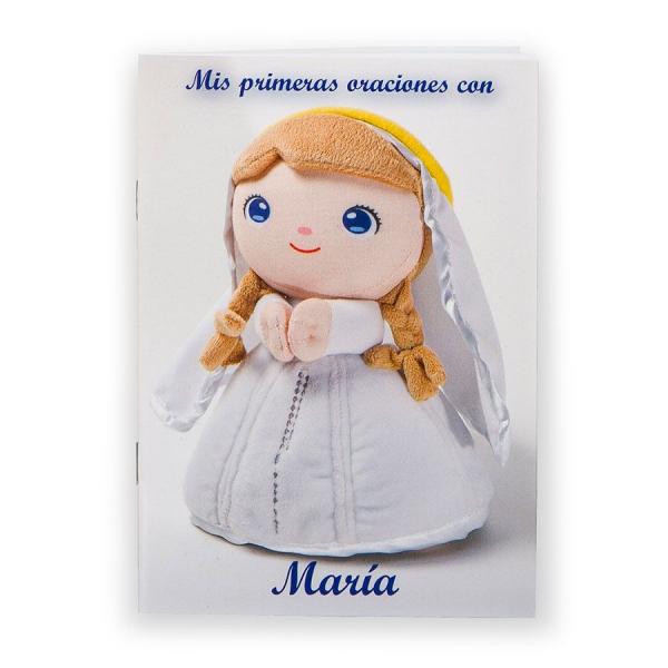 Mis primeras oraciones con María