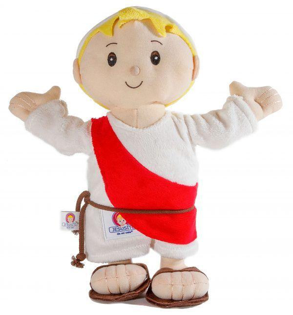 Peluche del niño Jesús 30cms