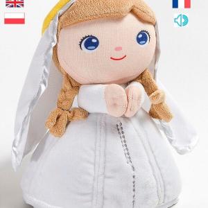 Peluche Virgen María