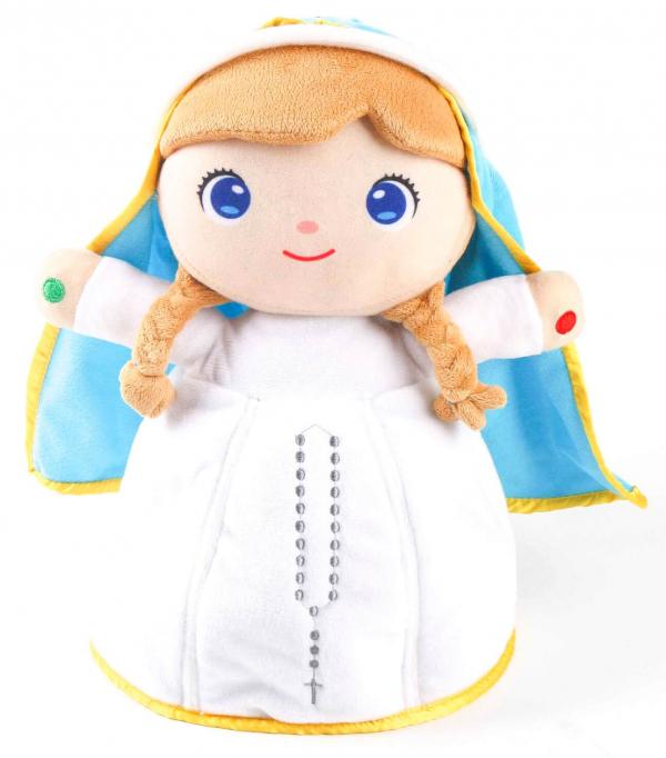 Virgen María 6 idiomas